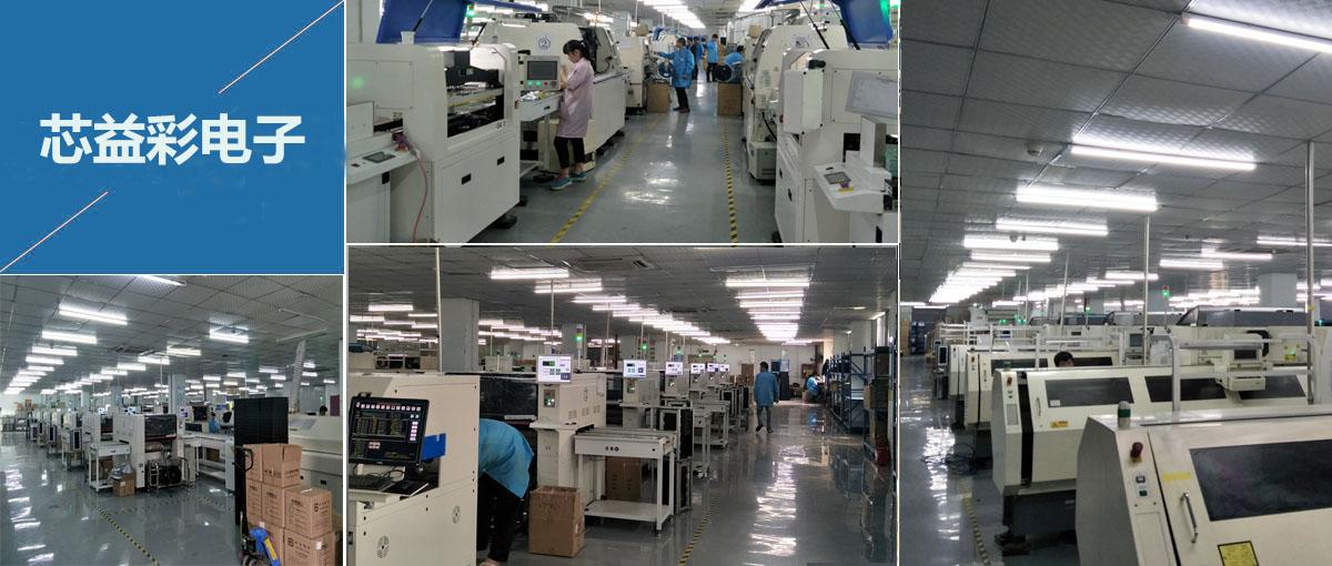 山東芯益彩電子科技有限公司